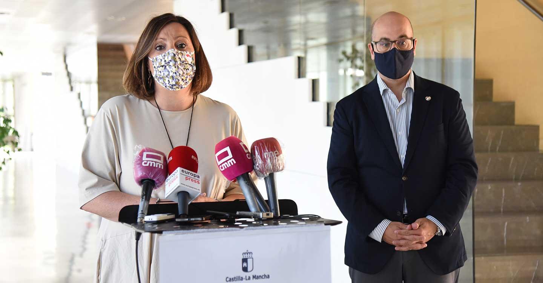 El Gobierno de Castilla-La Mancha valora que la región sea la Comunidad Autónoma en la que más ha crecido el negocio en la industria desde 2015