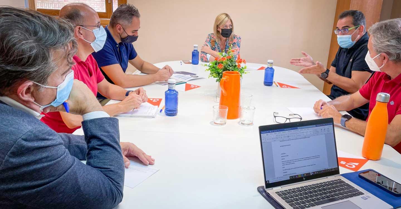 Picazo le pide al Gobierno de C-LM que se siente a hablar con los informáticos del SESCAM