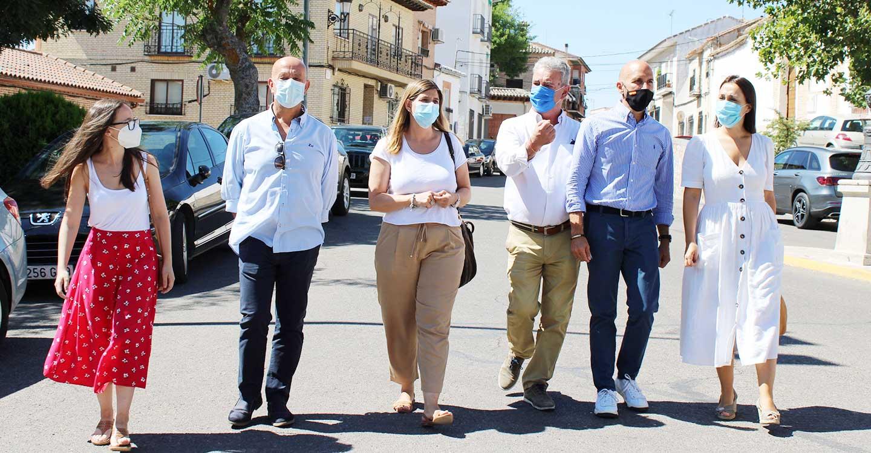 Agudo asegura que el PP cuenta con un Plan antiokupación para combatir la problemática de la ocupación ilegal de viviendas en especial en la comarca de La Sagra