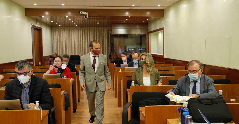 El Pleno en las Cortes de Castilla-La Mancha debate y vota este jueves el proyecto de Ley de Despoblación
