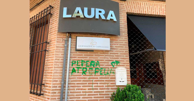 El PP de Fuensalida condena el ataque al negocio particular de una de sus concejales
