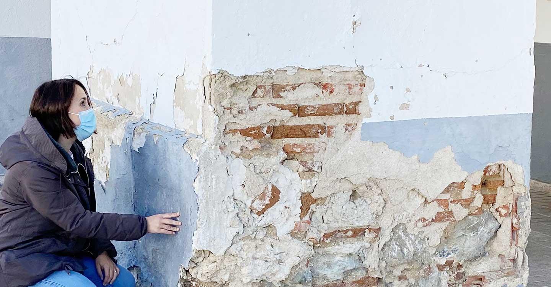 El PP denuncia el estado de abandono y desidia que presenta el Cementerio Antiguo de Illescas