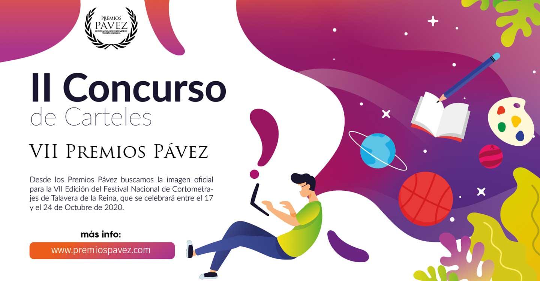 II Concurso de carteles premios Pávez 2020