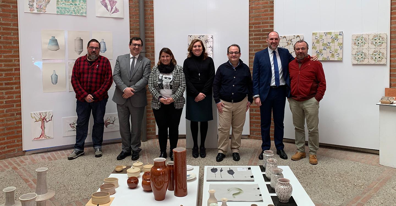 El Gobierno regional destaca la labor didáctica que se realiza a través del programa 'Arqueocerámica' para acercar a los escolares un bien que es Patrimonio de la Humanidad