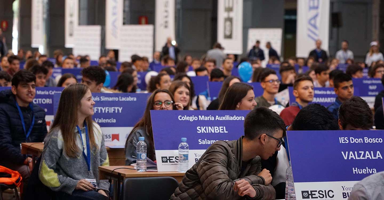 El programa educativo Young Business Talents inicia la búsqueda de jóvenes castellanomanchegos con talento empresarial