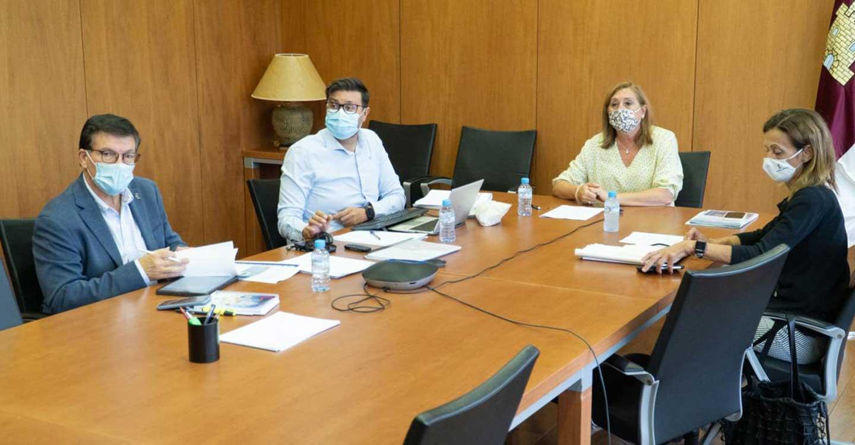 El Gobierno de Castilla-La Mancha pide el compromiso del conjunto del profesorado de Castilla-La Mancha para que se cumplan los protocolos sanitarios un curso más