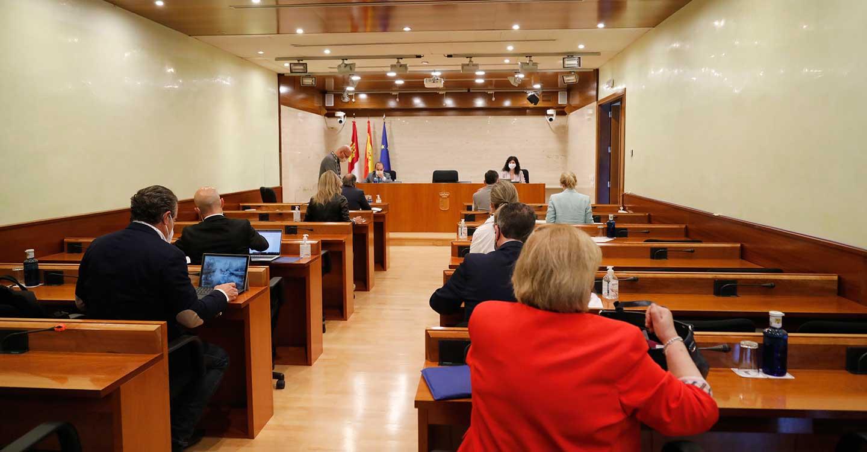 El proyecto de ley para agilizar la gestión y la ejecución de los fondos europeos inicia su tramitación parlamentaria