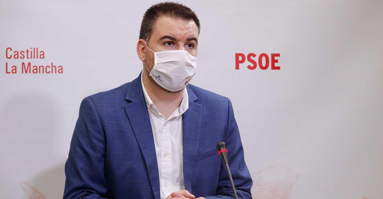 """Sánchez Requena cree que el PP no habla de CLM porque """"no tiene proyecto"""" y, además, """"se avergüenza"""" de su gestión"""