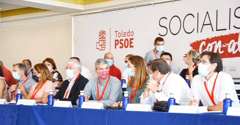 El PSOE de la provincia de Toledo celebrará el 14 de noviembre su 13º congreso provincial