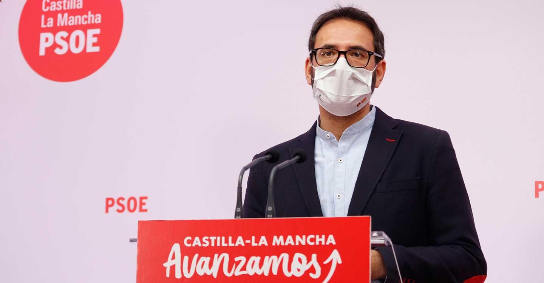 El PSOE de CLM exige a Núñez romper su silencio y actuar ante el procesamiento de la mano derecha de Cospedal en la Junta en el caso Kitchen