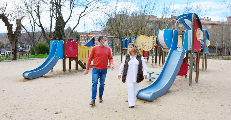 Reabren en Toledo la mayoría de zonas infantiles, biosaludables, áreas caninas y Street WorkOut al mejorar los datos epidemiológicos
