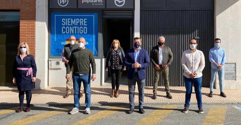 """Congosto: """"El PP de Paco Núñez está liderando en Castilla-La Mancha la lucha contra la ocupación ilegal de viviendas"""""""