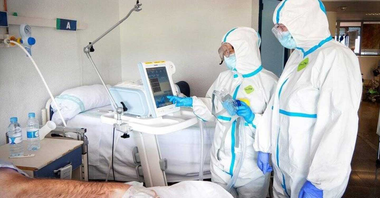Se han registrado 588 nuevos casos por infección de coronavirus en Castilla-La MAncha