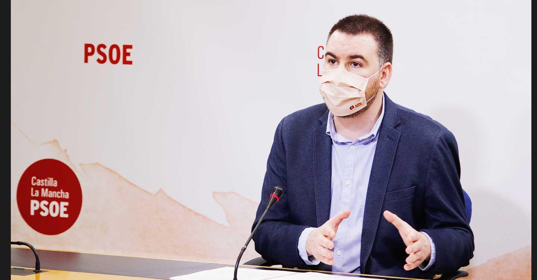 """Sánchez Requena destaca las medidas de Page para incentivar el empleo frente a un PP que """"abandonó a los desempleados"""""""