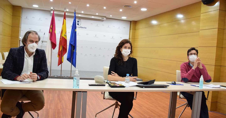 Castilla-La Mancha lidera la sexta reunión del proyecto europeo Interreg-Dialog para el intercambio de proyectos de mejora de la competitividad regional
