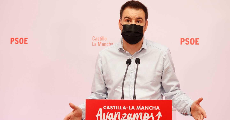 """Sánchez Requena sobre el fin del trasvase: """"Cada día se suman más voces, ¿cuándo se va a aliar el PP con CLM?"""""""