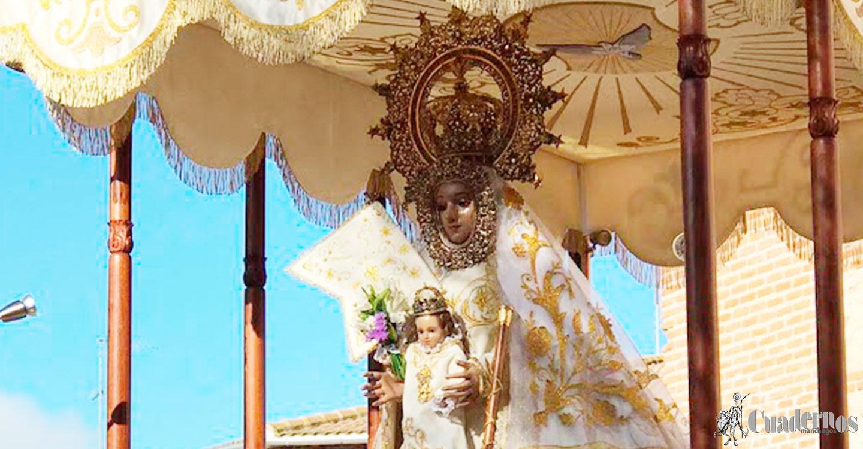 Santa Cruz de Retamar, la Guerra de Cuba y la Virgen de la Paz