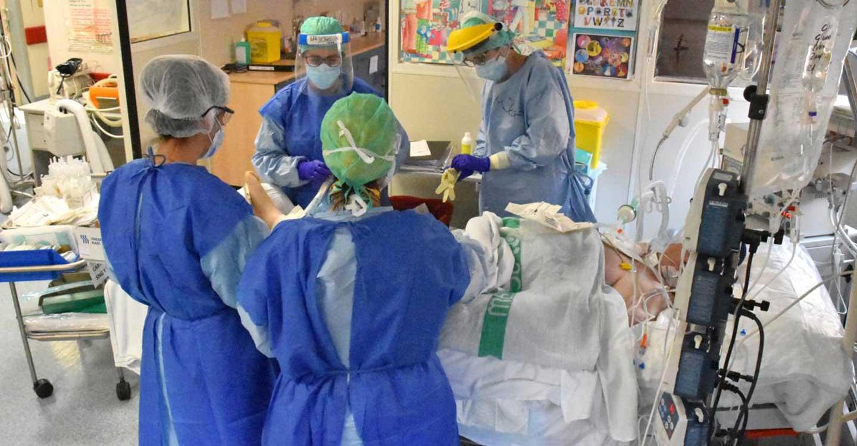 Se han registrado 390 nuevos casos por infección de coronavirus en Castilla-La Mancha