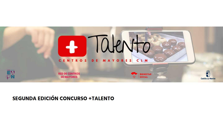 En marcha la segunda edición del concurso + Talento de los Centros de Mayores CLM