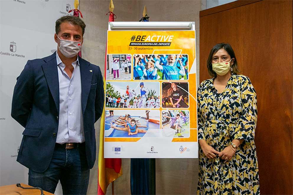 El Gobierno de Castilla-La Mancha recupera actividades presenciales en la Semana Europea del Deporte, que se celebrará del 23 al 30 de septiembre
