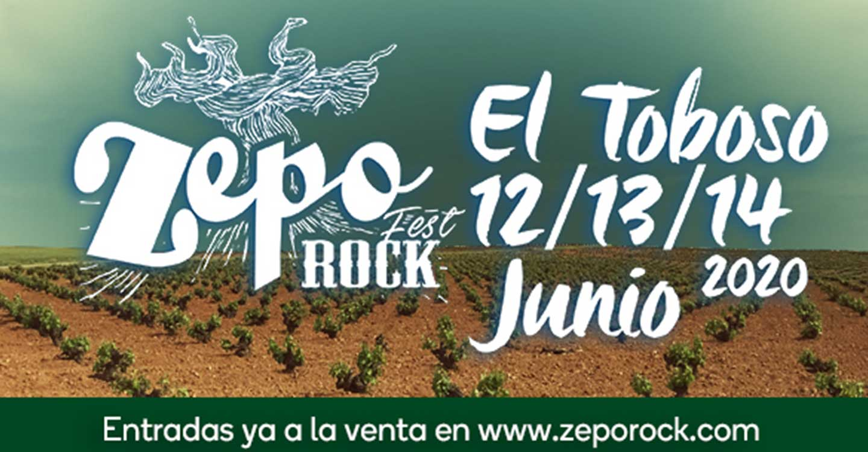 La séptima Edición del Festival Zeporock ya tiene su fecha