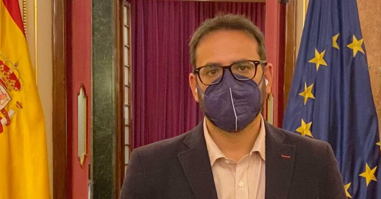 """Gutiérrez sobre Núñez: """"Una vez más, es aliado del virus para enfrentarse al Gobierno de CLM aunque sea a costa de la salud"""""""