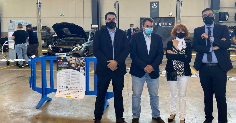 El Gobierno de Castilla-La Mancha facilitará simuladores de realidad virtual para que el alumnado de FP pueda recrear situaciones reales que se dan en los entornos laborales