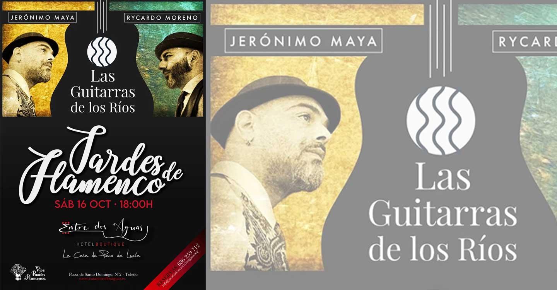La música no cura una pandemia, pero alegra el alma y el flamenco en directo llega por fin a Toledo para seguir sanando heridas.