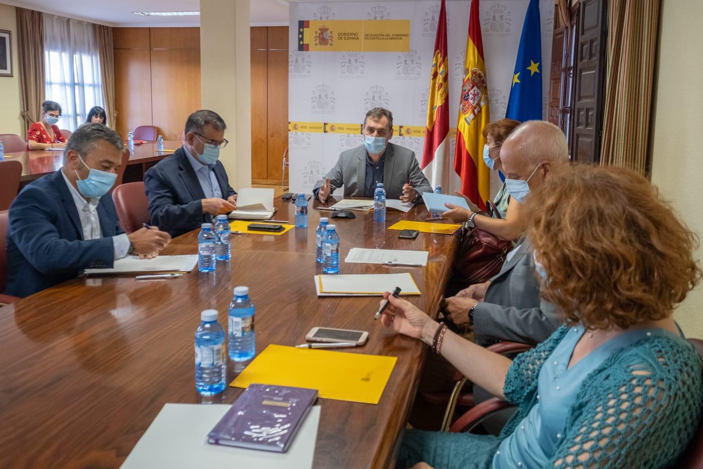 """Tierraseca confía en que el acuerdo para los PGE será muestra de """"unidad"""" y del esfuerzo por """"hacer avanzar"""" al país"""