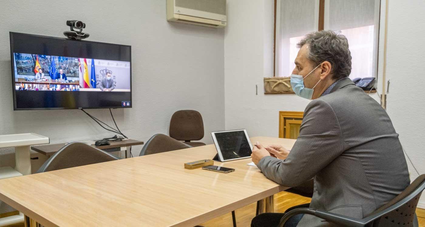 El delegado del Gobierno en Castilla-La Mancha ha destacado el aumento de las  oportunidades educativas y formativas de toda la población que supondrá la nueva Ley