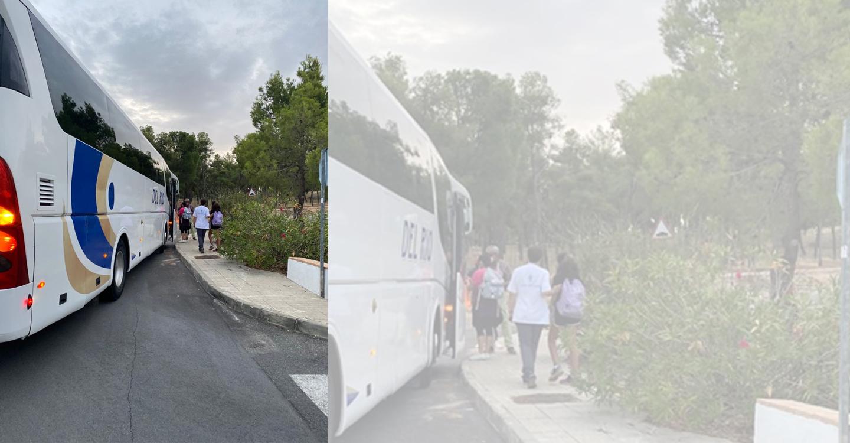 IU Olías consigue una partida para consolidar el acceso al transporte escolar para la zona sur del municipio