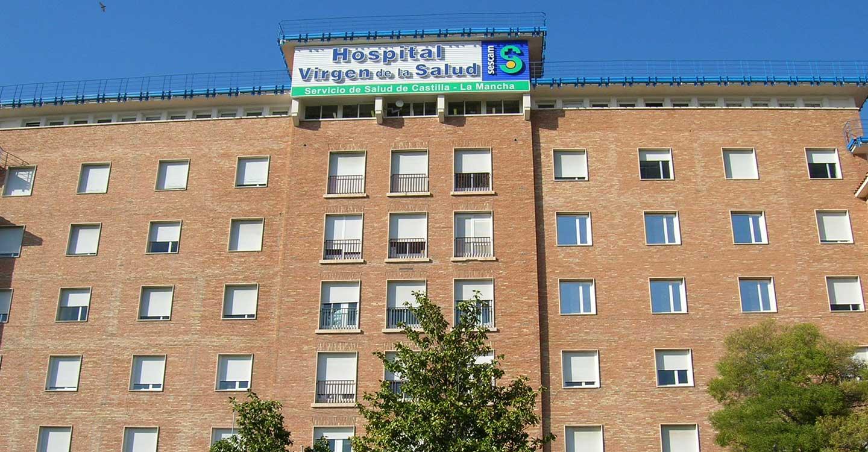 """UGT denuncia la situación """"insostenible"""" de las Urgencias del Hospital """"Virgen de la Salud"""" de Toledo, con 60 pacientes pendientes de ingreso"""