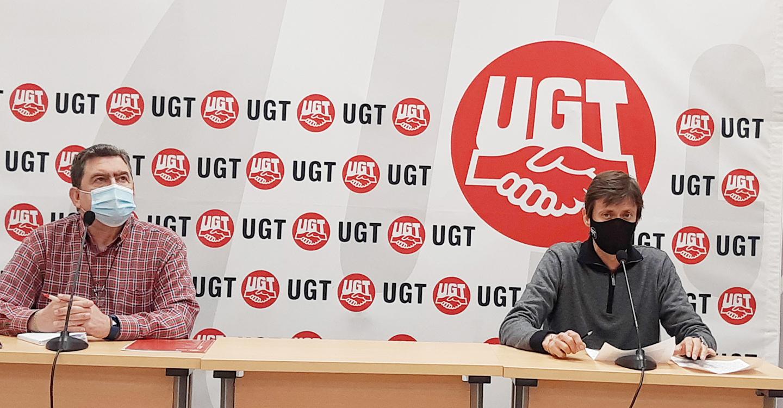 UGT pide a la Consejería de Sanidad mejorar la información sobre la campaña de vacunación a los docentes