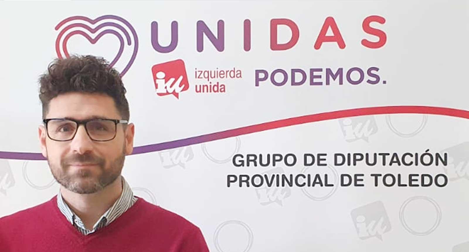 Unidas Izquierda Unida Podemos, propone a la Diputación de Toledo, la creación de asistencia técnica específica en materia del ciclo integral del agua.