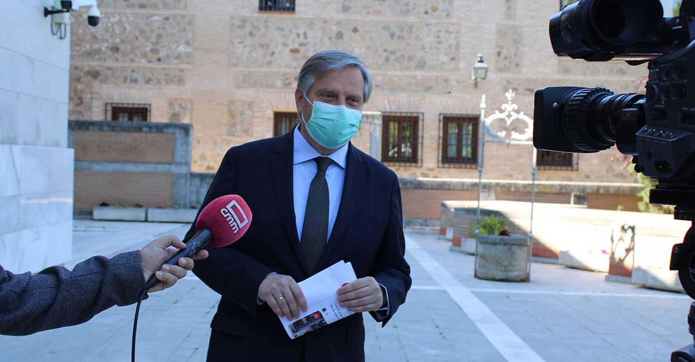 """Cañizares: """"A fecha de hoy los vacunados solo alcanzan el 11 por ciento de la población en Castilla-La Mancha"""""""