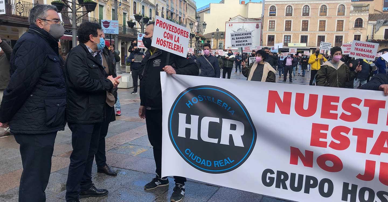El PP de Ciudad Real reclama junto a los hosteleros que se puede compatibilizar la actividad económica con las medidas sanitarias
