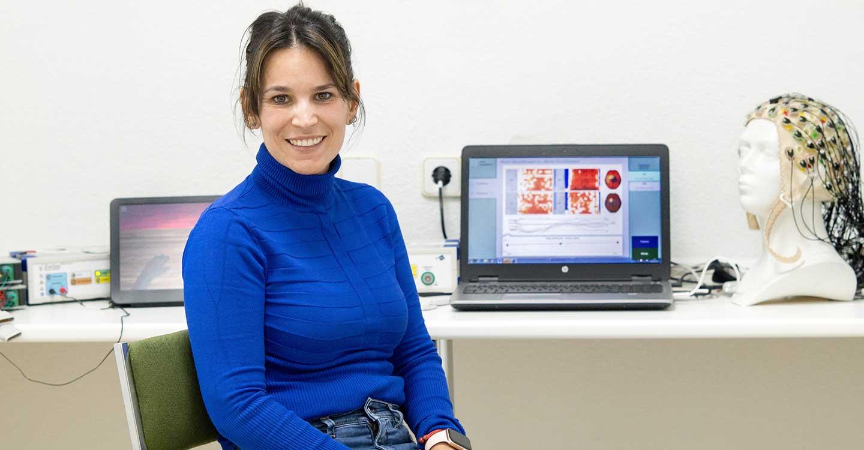 Una científica del Hospital de Parapléjicos estudiará los mecanismos y efectos de los campos magnéticos estáticos sobre el cerebro