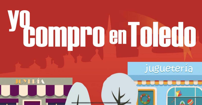 El primer sorteo de la campaña #YoComproEnToledo otorga tres premios de 200 euros cada uno para consumir en la hostelería local