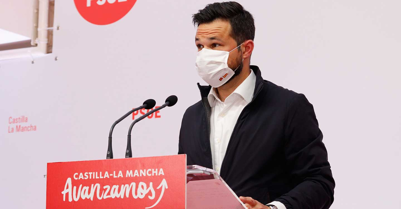 """Zamora cree que Núñez """"ni conoce ni quiere"""" a CLM al compararla con la Comunidad de Madrid"""
