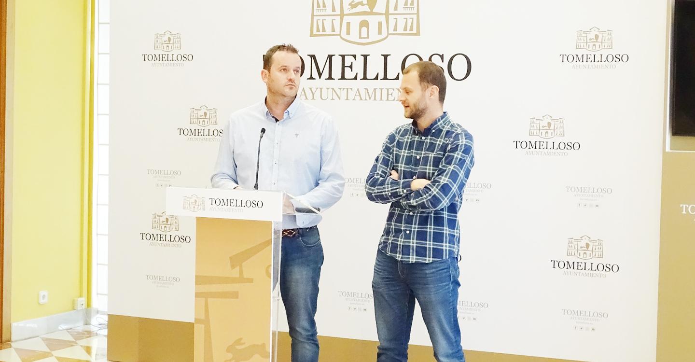Herrera expone que el Gobierno de García-Page debe apostar más por las infraestructuras educativas de Tomelloso