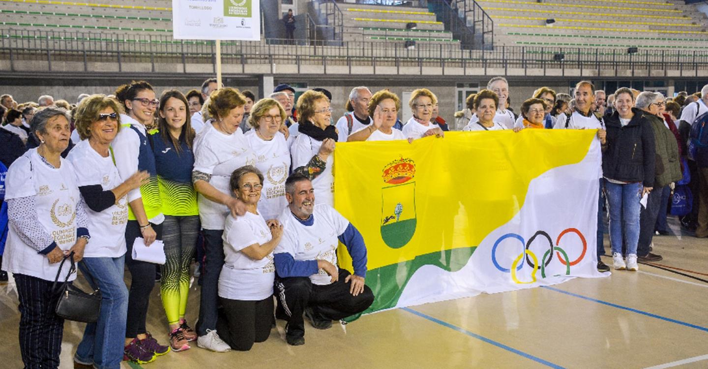 Gran éxito de la I Olimpiada de mayores celebrada en Tomelloso