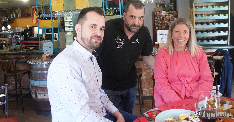 La cocina de Plinio, una original actividad para las celebraciones en honor a Francisco García Pavón