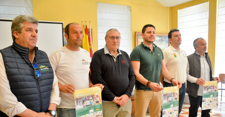 "Mañana se celebra la IV Ruta Ciclodeportiva ""Francisco Cerezo"" en Tomelloso"