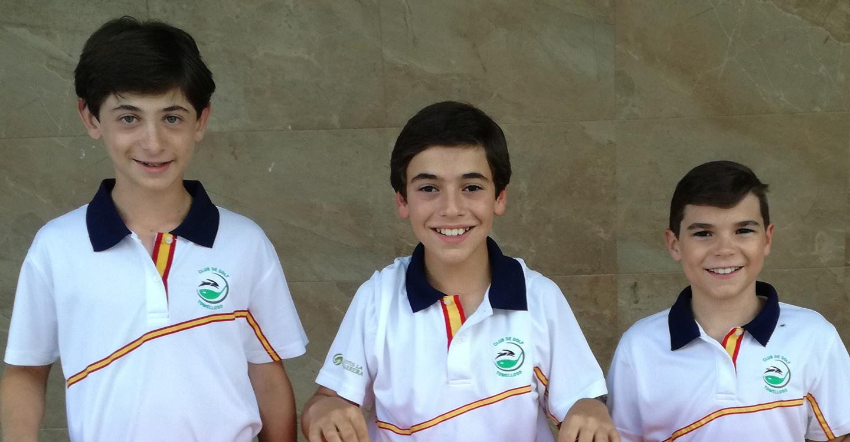 Excelente participacion del CG Tomelloso en el Campeonato de España