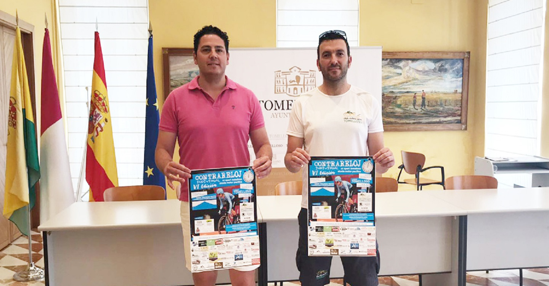Tomelloso acoge este domingo, 5 de agosto, la VI Contrarreloj CC Sport-Tomelloso-Skoda Motor Pacífico