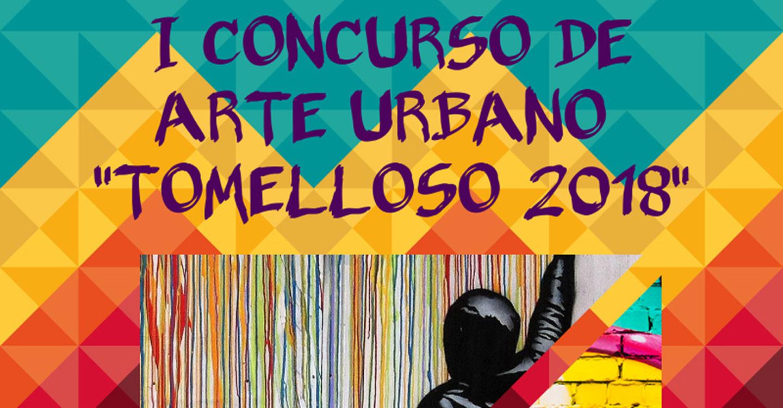 Ampliado hasta el 14 de septiembre el plazo para participar en el I Concurso de Arte Urbano Tomelloso 2018