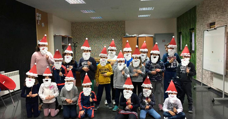 """Cuarenta niños y niñas participan esta semana en el taller navideño de """"Cosas Bonitas"""""""
