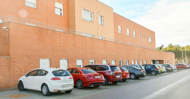 El Ayuntamiento mejora la zona de aparcamiento de Residencial Don Quijote