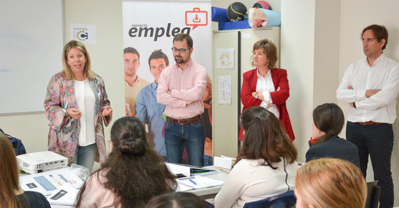 El programa Emplea de la Diputación de Ciudad Real forma en Dependencia a 15 personas de Tomelloso