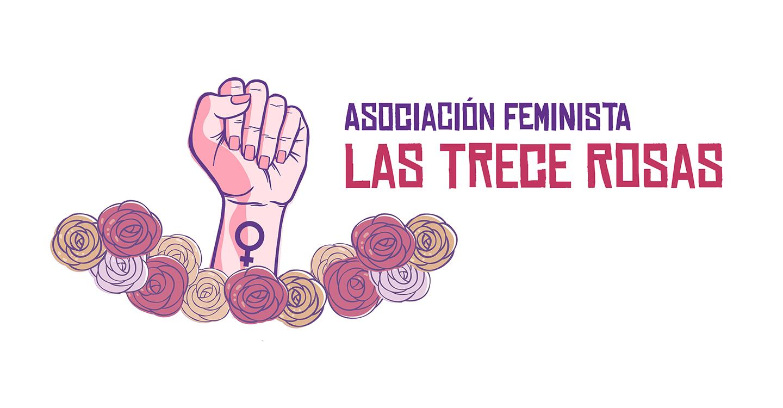 Asociación Feminista Las 13 Rosas en contra del evento Caravana de Mujeres de Pedro Muñoz
